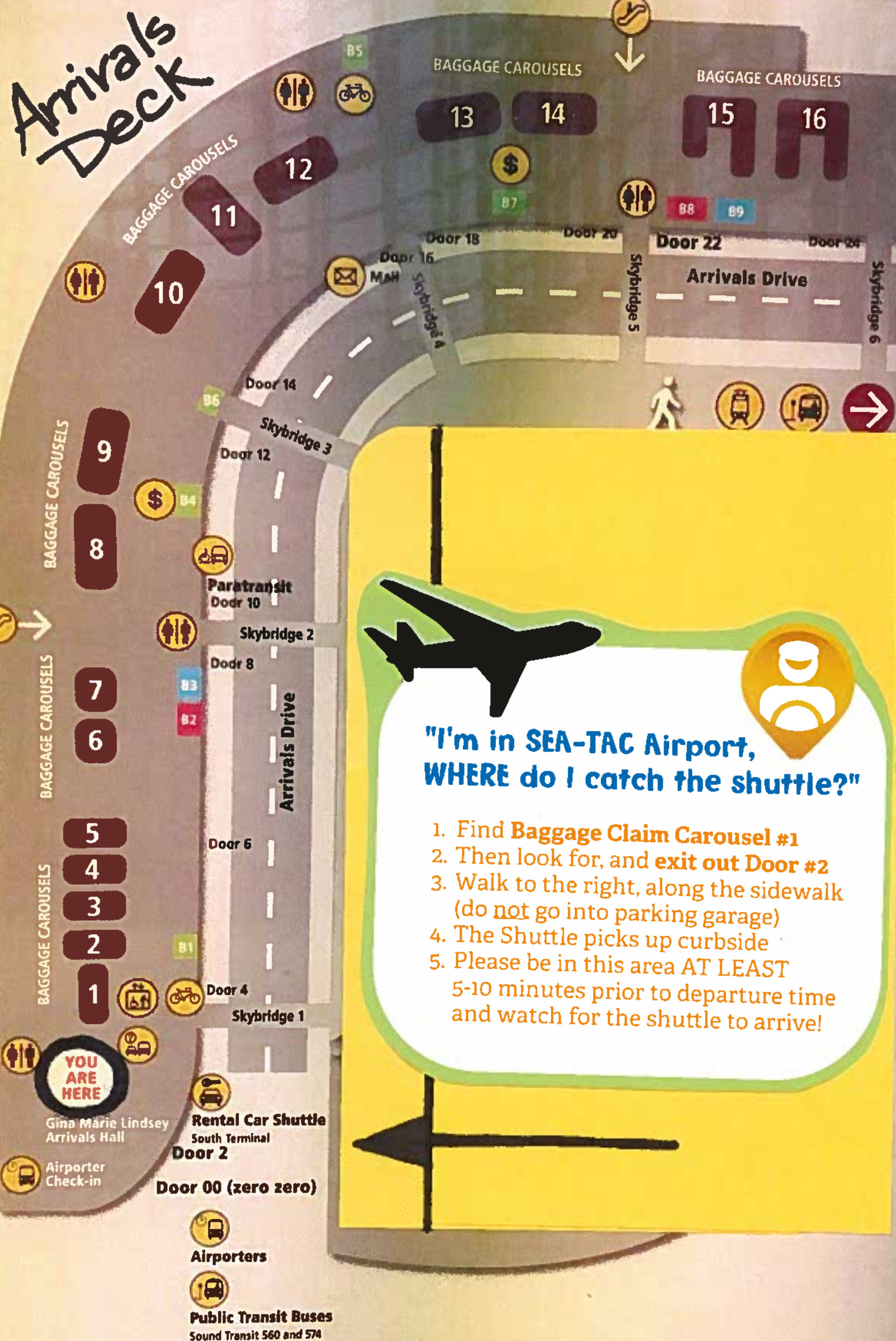 Wenatchee Valley Shuttle - Shuttling Between Sea-Tac and